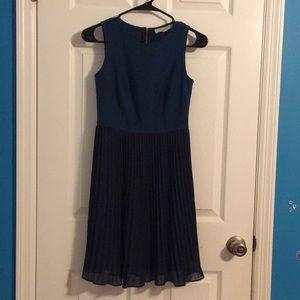 LOFT teal dress